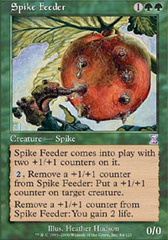 Spike Feeder - Foil on Channel Fireball