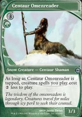 Centaur Omenreader - Foil