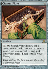 Citanul Flute - Foil on Channel Fireball