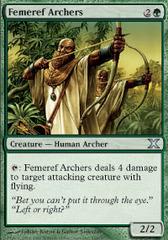 Femeref Archers - Foil