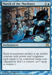 March of the Machines - Foil