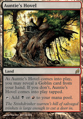 Auntie's Hovel - Foil on Channel Fireball
