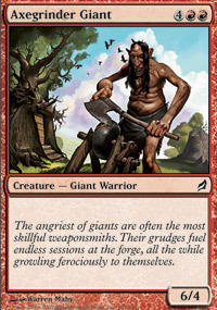 Axegrinder Giant - Foil