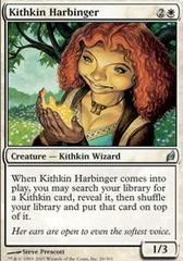 Kithkin Harbinger - Foil