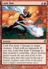 Lash Out - Foil