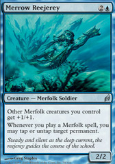 Merrow Reejerey - Foil on Channel Fireball