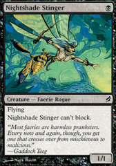 Nightshade Stinger - Foil