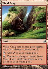 Vivid Crag - Foil