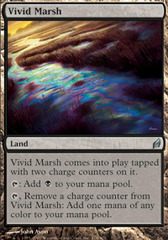 Vivid Marsh - Foil on Ideal808