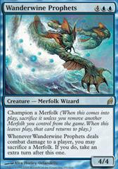 Wanderwine Prophets - Foil