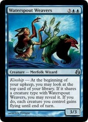 Waterspout Weavers - Foil