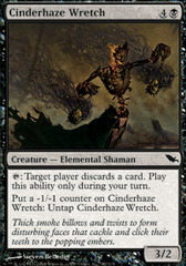 Cinderhaze Wretch - Foil on Channel Fireball