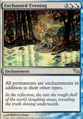 Enchanted Evening - Foil on Channel Fireball