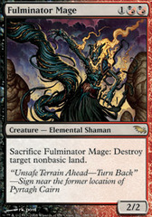 Fulminator Mage - Foil on Channel Fireball