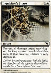 Inquisitor's Snare - Foil