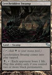 Leechridden Swamp - Foil on Channel Fireball