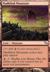 Madblind Mountain - Foil