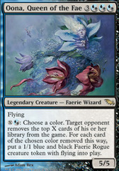 Oona, Queen of the Fae - Foil on Channel Fireball