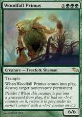Woodfall Primus - Foil on Channel Fireball