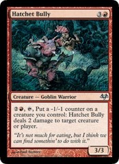 Hatchet Bully - Foil