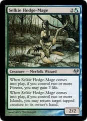 Selkie Hedge-Mage - Foil on Ideal808