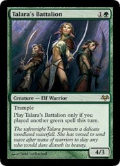 Talara's Battalion - Foil on Ideal808