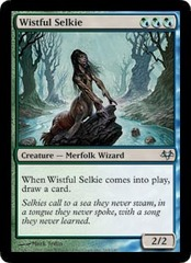 Wistful Selkie - Foil on Ideal808