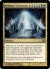 Brilliant Ultimatum - Foil