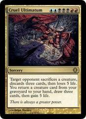 Cruel Ultimatum - Foil