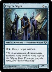 Filigree Sages - Foil