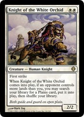 Knight of the White Orchid - Foil on Ideal808