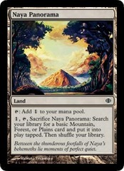 Naya Panorama - Foil on Ideal808