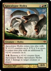 Apocalypse Hydra - Foil on Channel Fireball