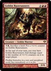 Goblin Razerunners - Foil