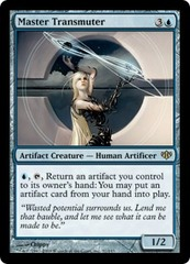 Master Transmuter - Foil on Channel Fireball