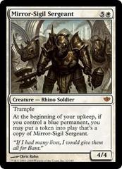 Mirror-Sigil Sergeant - Foil