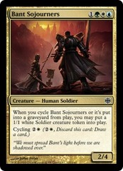 Bant Sojourners - Foil on Channel Fireball
