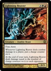 Lightning Reaver - Foil