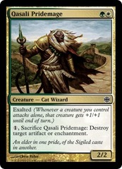 Qasali Pridemage - Foil