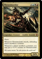 Thraximundar - Foil on Channel Fireball