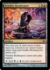 Veinfire Borderpost - Foil