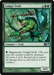 Cudgel Troll - Foil on Ideal808