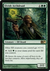 Elvish Archdruid - Foil on Ideal808
