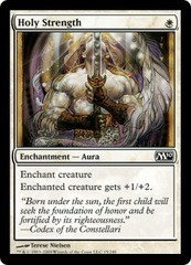 Holy Strength - Foil