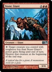 Stone Giant - Foil on Ideal808