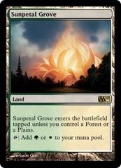 Sunpetal Grove - Foil on Channel Fireball