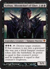 Kalitas, Bloodchief of Ghet - Foil on Ideal808