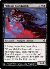 Malakir Bloodwitch - Foil
