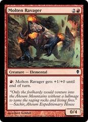 Molten Ravager - Foil