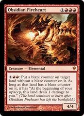 Obsidian Fireheart - Foil